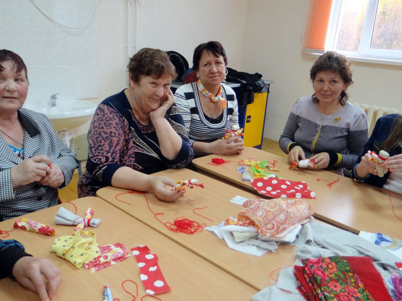 Работа для пенсионеров в бирске
